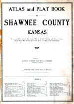Title Page, Shawnee County 1921